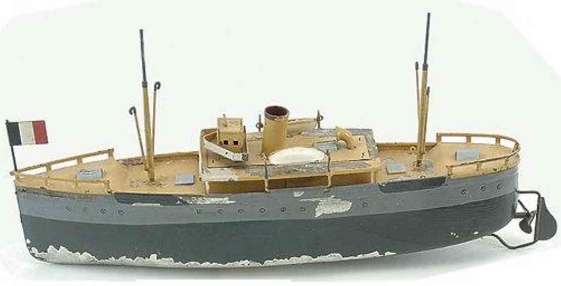 Ives Frachtschiff