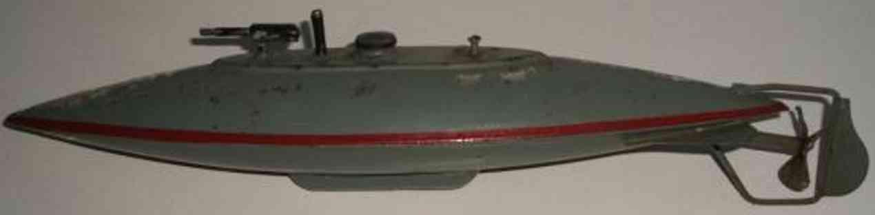 Ives 1009 U-Boot Unterseeboot