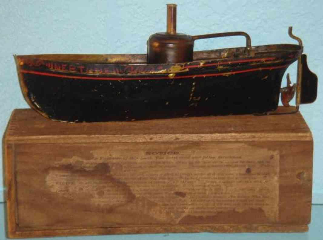 Ives Echtdampf-Schiff