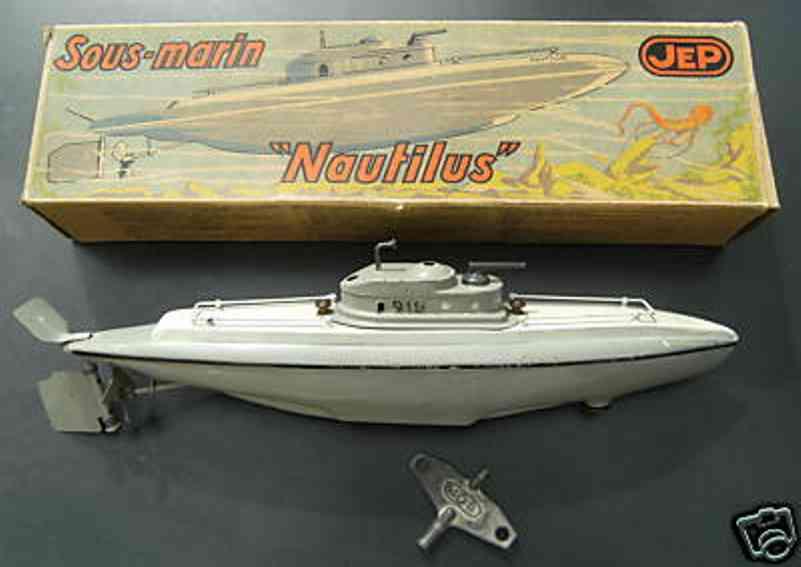 J.M.L. Co 919 Submarine UTILUS 919