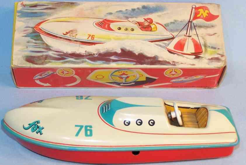 JNF Neuhierl 76 Racing boat Fox