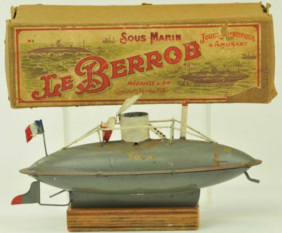 Jouet Unterseeboot Le Berrob Foch
