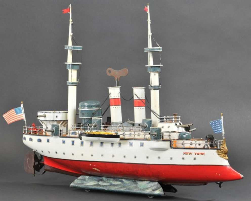 maerklin 1092/115  kriegsschiff new york