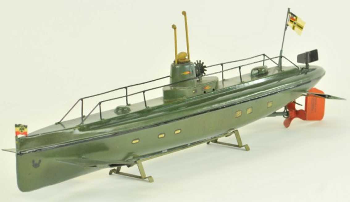 Märklin 5031/57 Unterseeboot