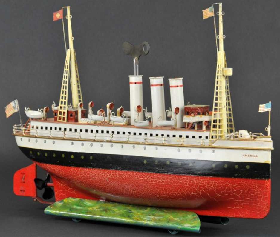 Märklin 5044/49 Ozeandampfer AMERIKA