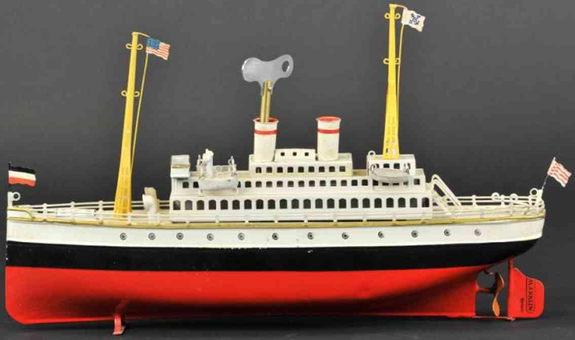 maerklin 5062/40 blech spielzeug schiff ozeandampfer