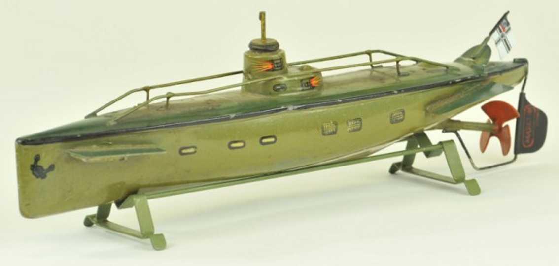 Märklin Unterseeboot