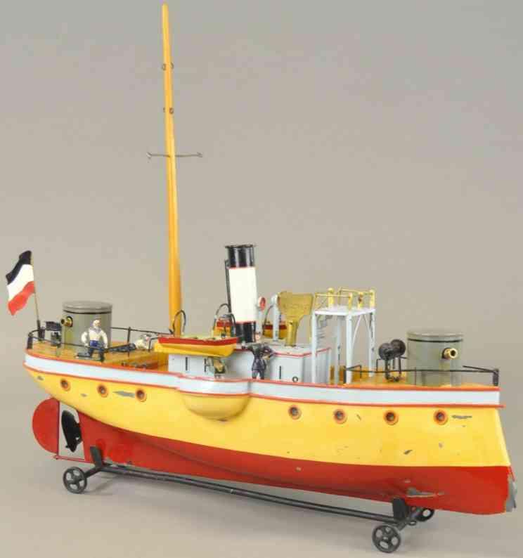 rock & graner blech spielzeug kriegsschiff
