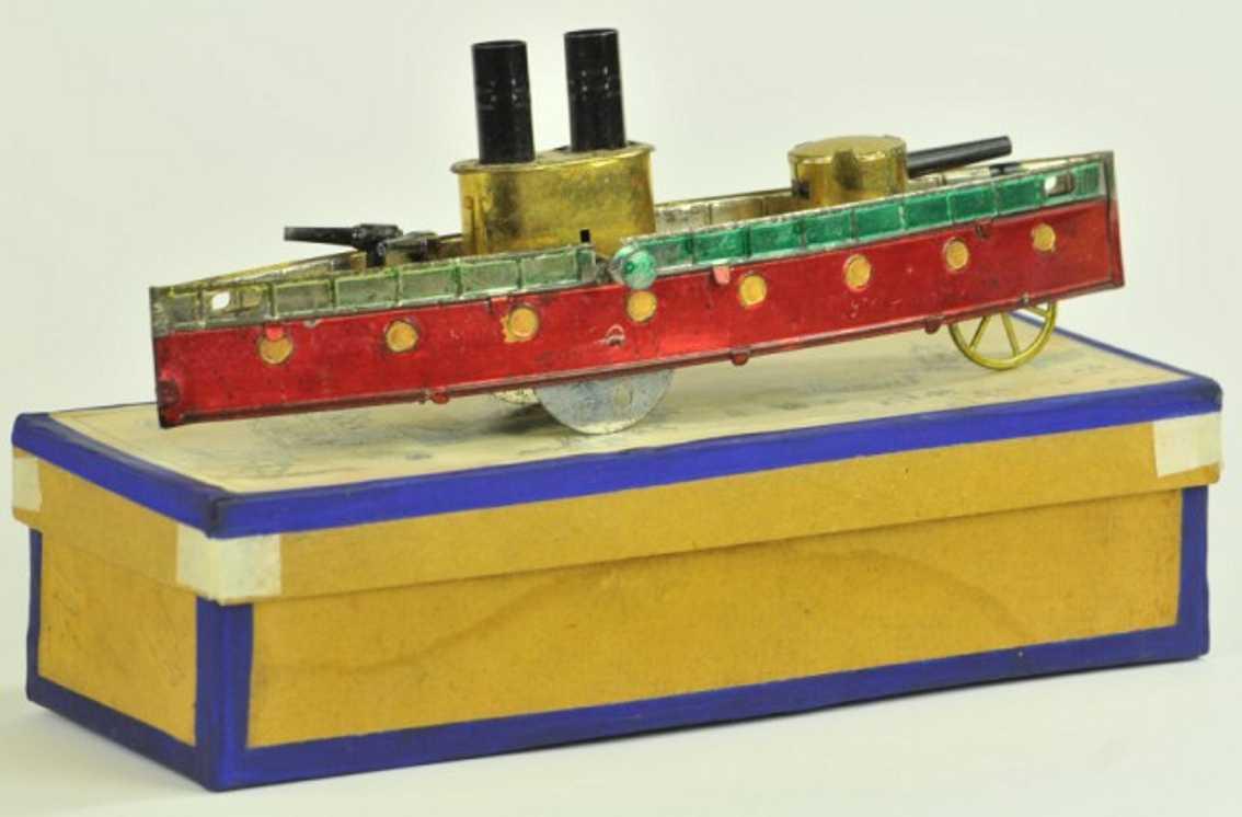 Rossignol 107 Gun boat