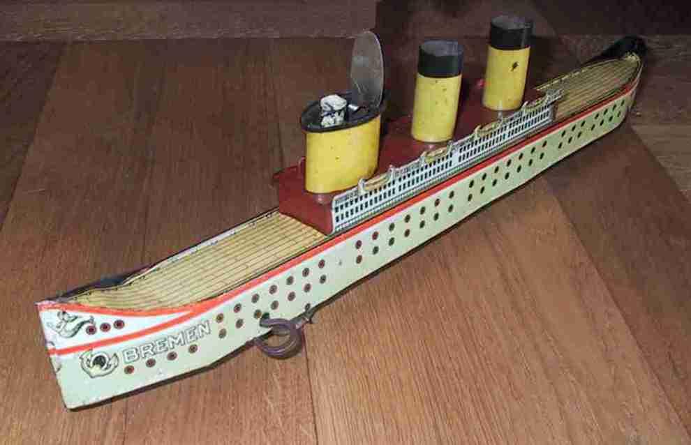 Technofix 193 Schiff