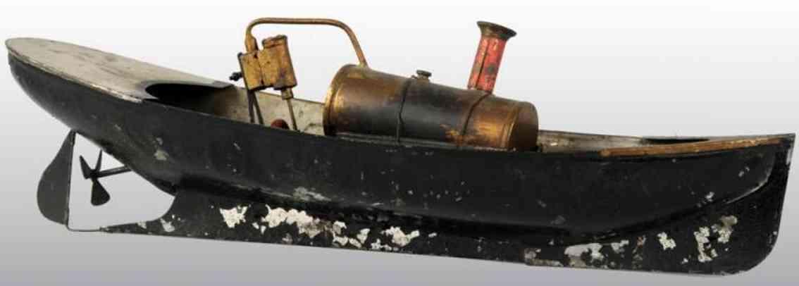 weeden 2 blech spielzeug dampfschiff