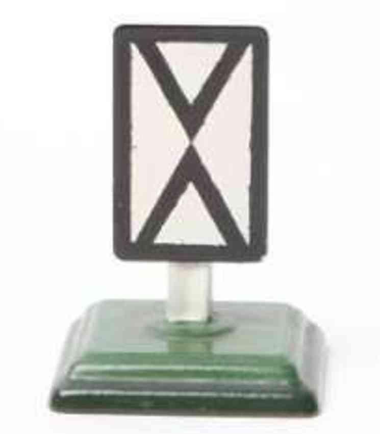 maerklin 2351/0 spielzeug eisenbahn merktafel zum vorsignal