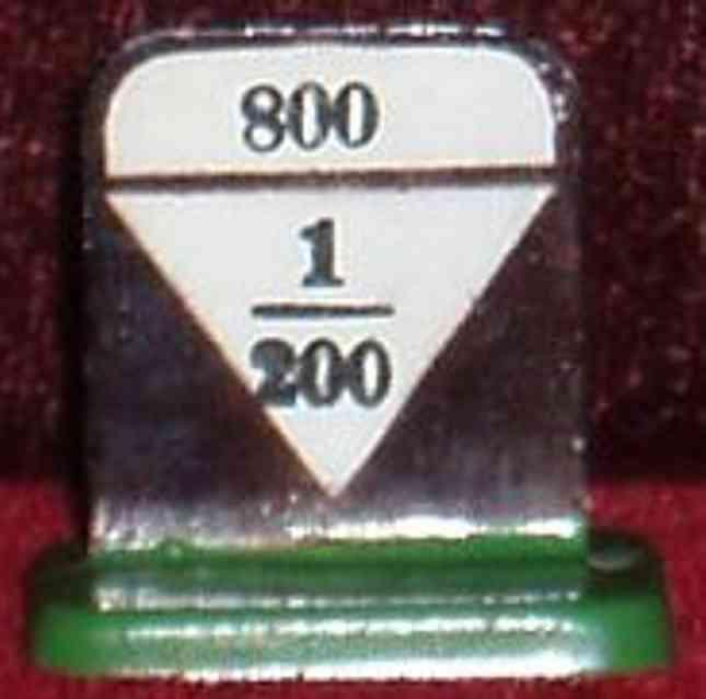 maerklin 2358 spielzeug eisenbahn steigungstafel