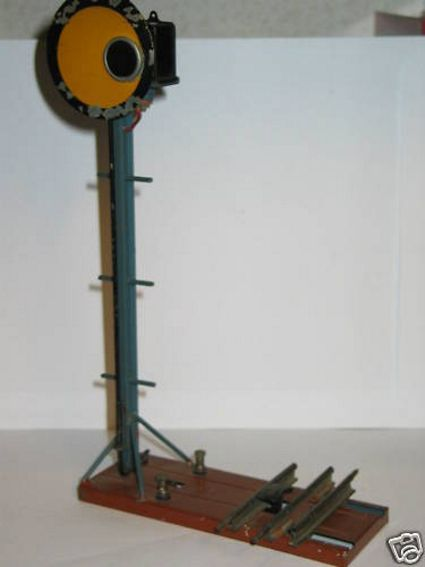 bing 12/599 spielzeug eisenbahn vorsignal