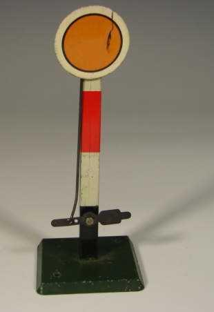 karl bub 59 railway toy advance signal