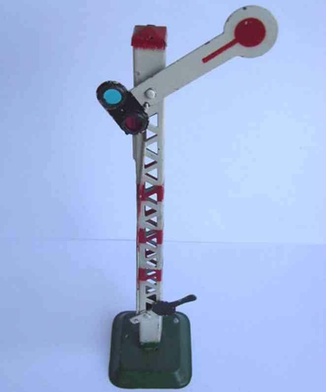 cabo spielzeug eisenbahn signal hauptsignal