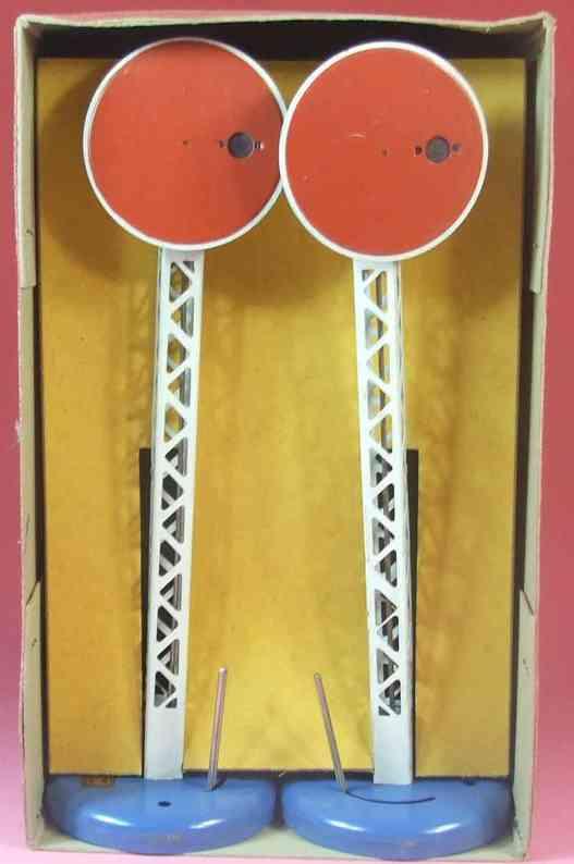 hornby spielzeug eisenbahn signal 2 signale