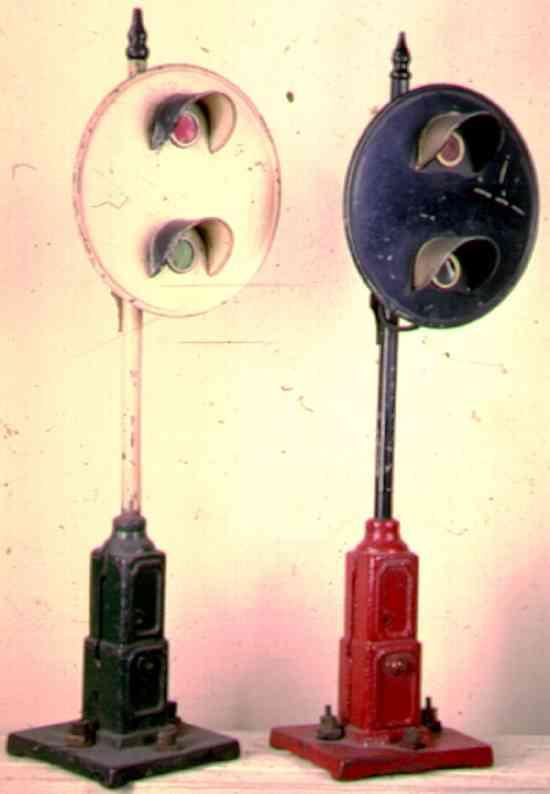 ives 331 spielzeug eisenbahn elektrisches zielsignal