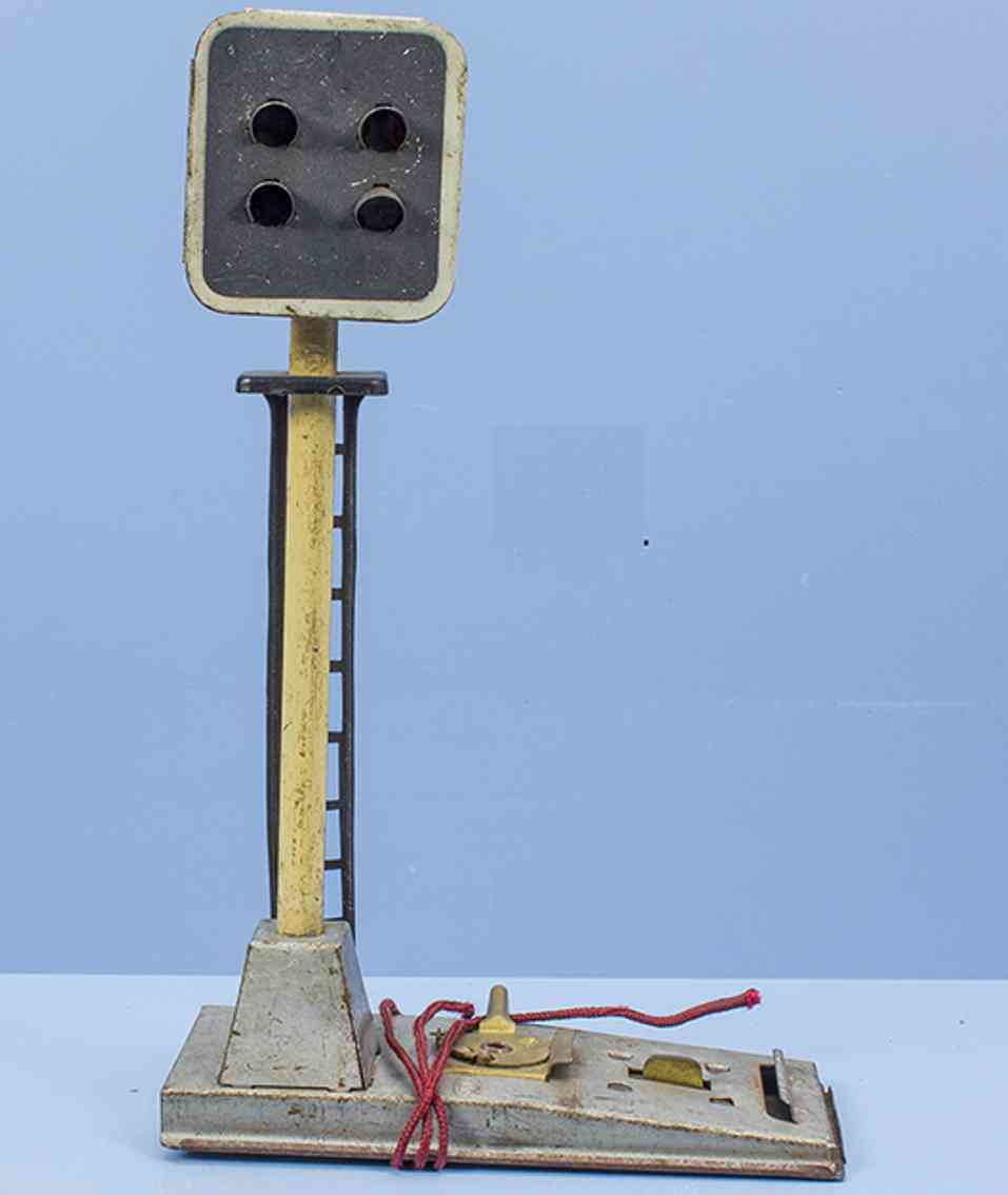 jep railway toy daylight signal with access ladder