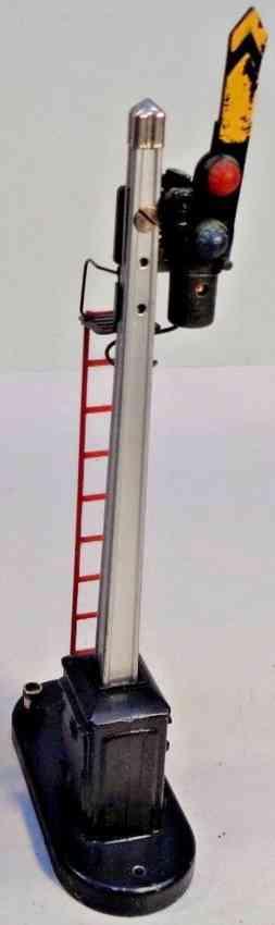 lionel 151 railway toy semaphore signal gauge 0