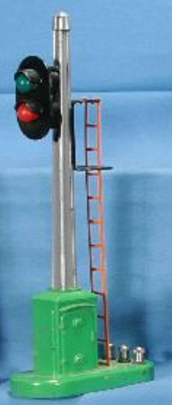 lionel 153/I spielzeug eisenbahn signal mit leiter