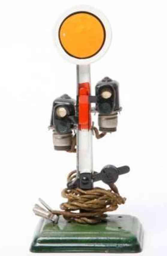 maerklin 12328/0 spielzeug eisenbahn vorsignal