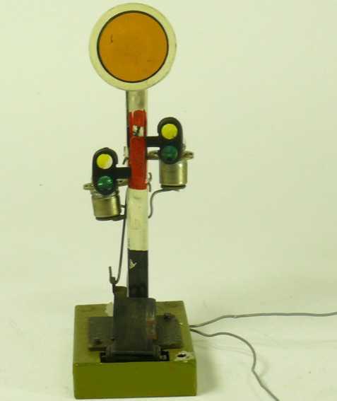 maerklin 13845 spielzeug eisenbahn elektromagnetisches vorsignal