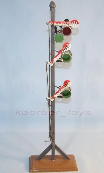 maerklin 2319 spielzeug eisenbahn signal