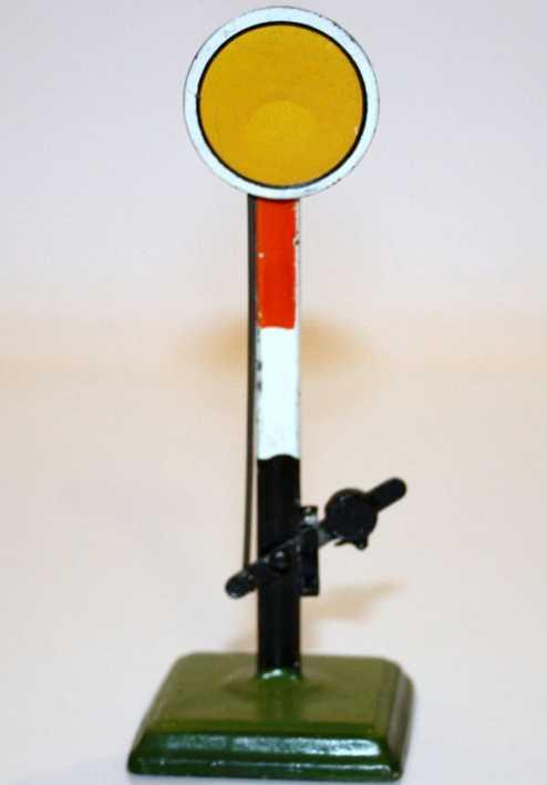 maerklin 2336/0 spielzeug eisenbahn vorsignal