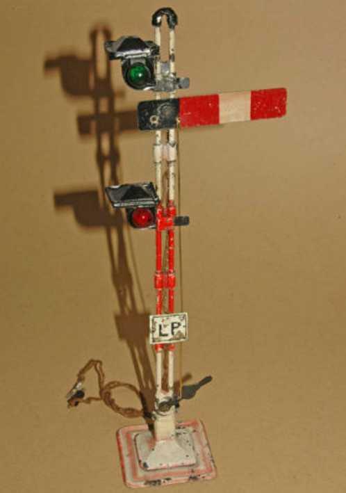 Plank Ernst Signal mit Beleuchtung
