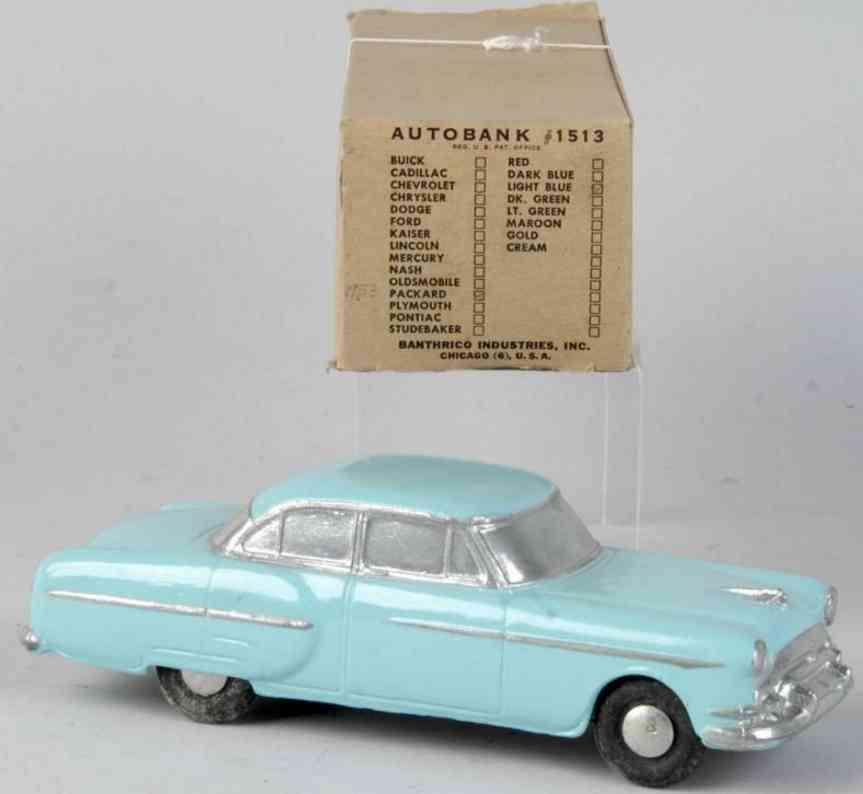 Banthrico 1513 Packard als Spardose aus Druckguss