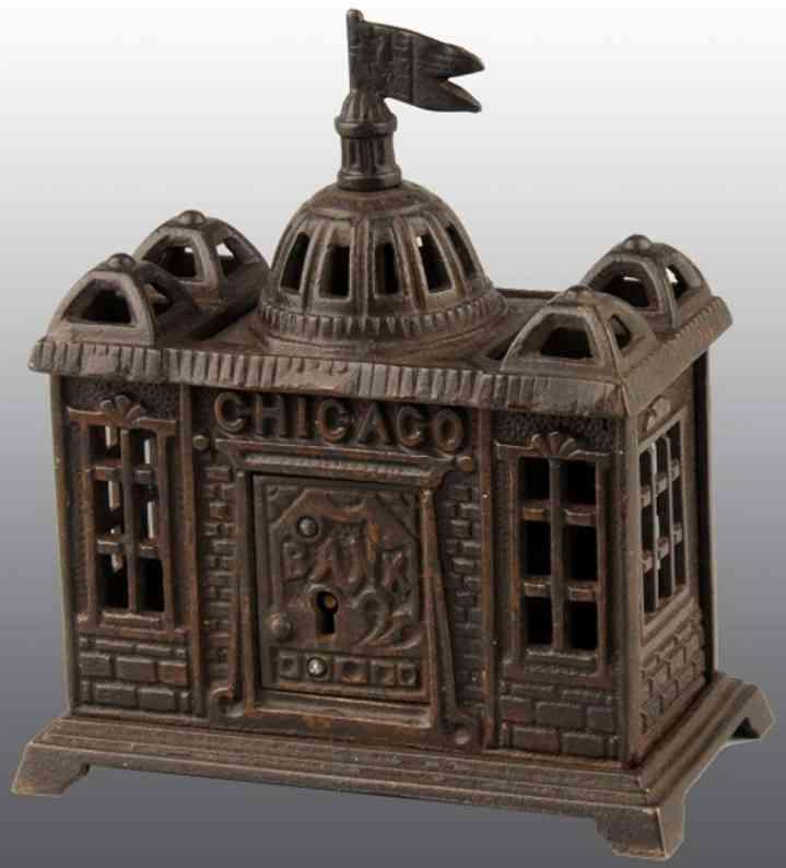 Harper Co John Chicago still bank