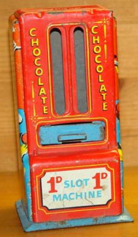 Schokoladatenautomat