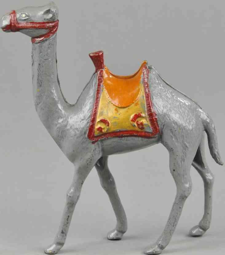 williams ac spielzeug gusseisen kamel als spardose