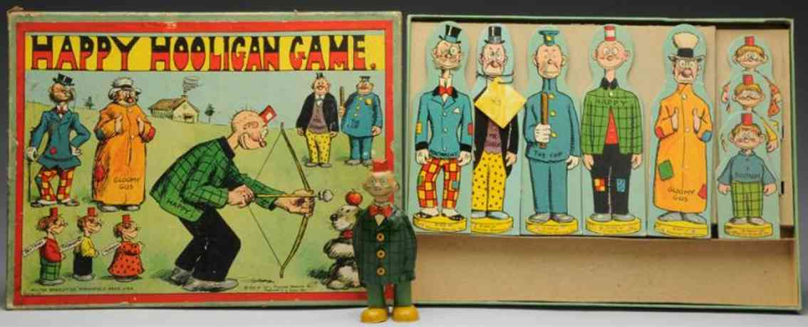 milton bradley 4626 gesellschaftsspiel happy hooligan