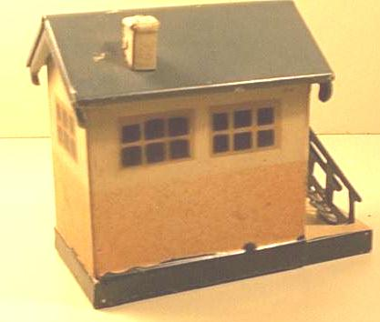 karl bub 926/8 railway toy signal tower gauge 0
