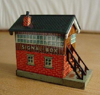 karl bub 926/8 railway toy signal tower table railroad gauge s