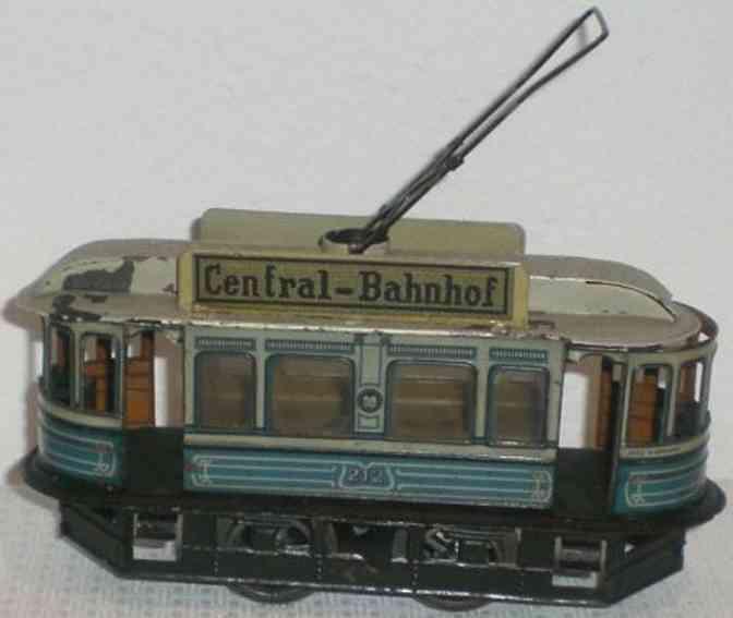 Günthermann 22 Straßenbahn