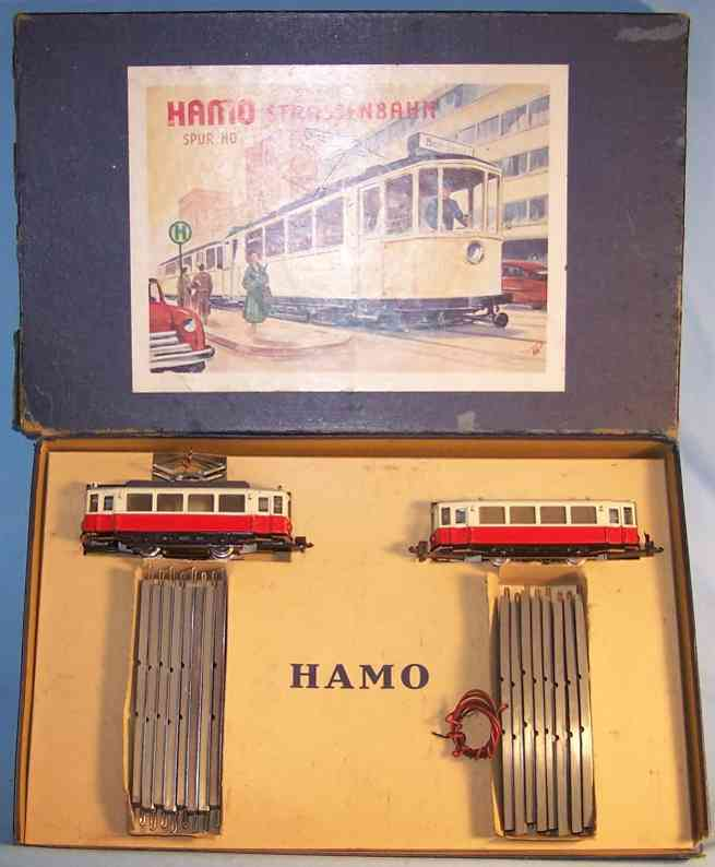 Hamo Startpackung Straßenbahn Anfangspackung