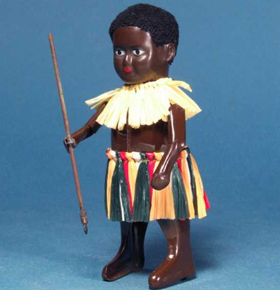 Schuco 984 African native
