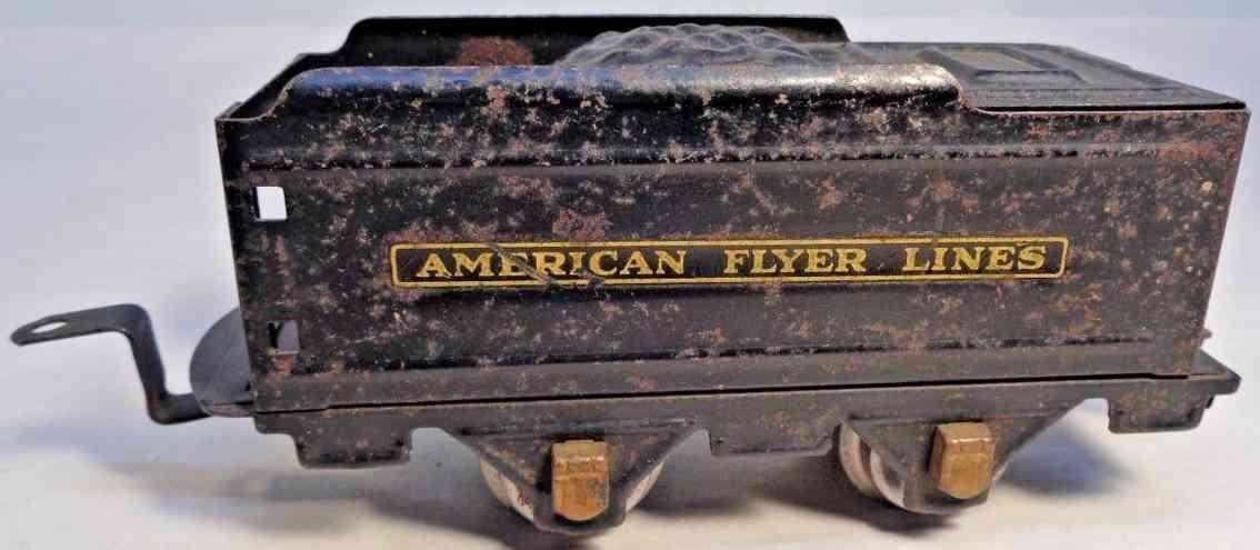 american flyer 3189 spielzeug eisenbahn tender spur