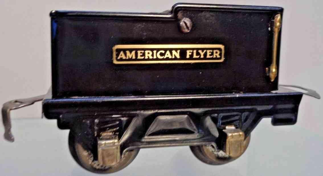american flyer toy company 3196 spielzeug eisenbahn tender spur 0