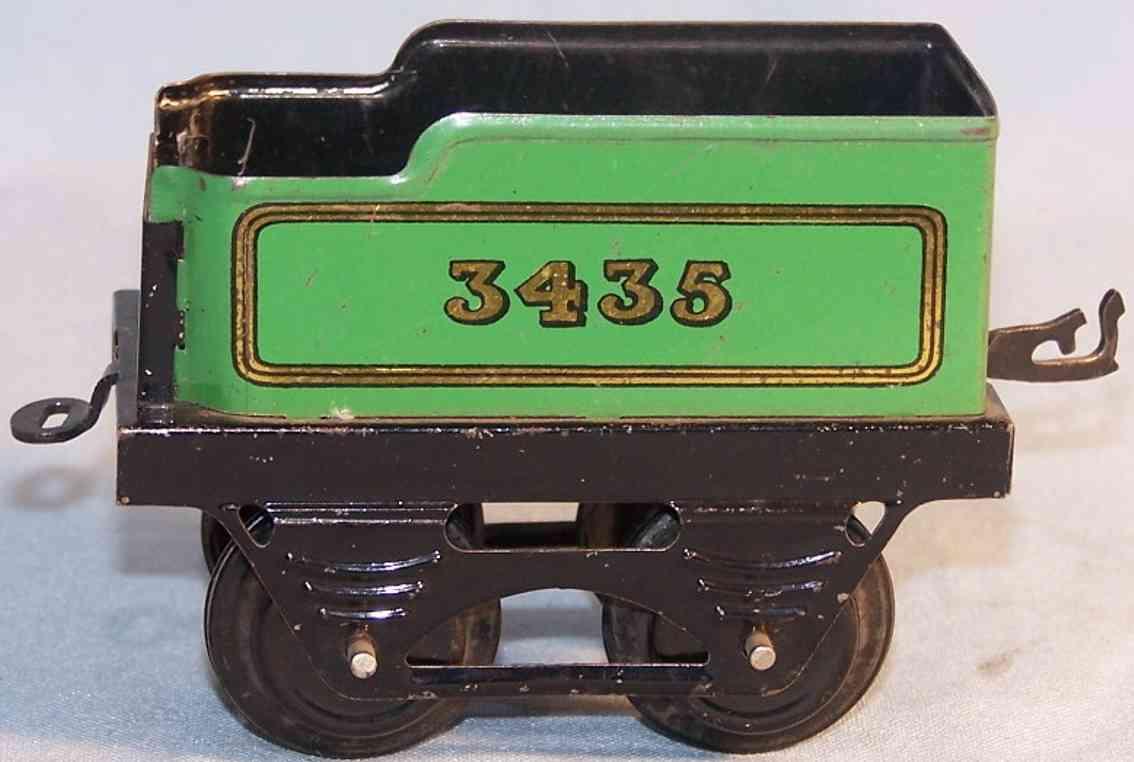 hornby 3435 railway toy tender