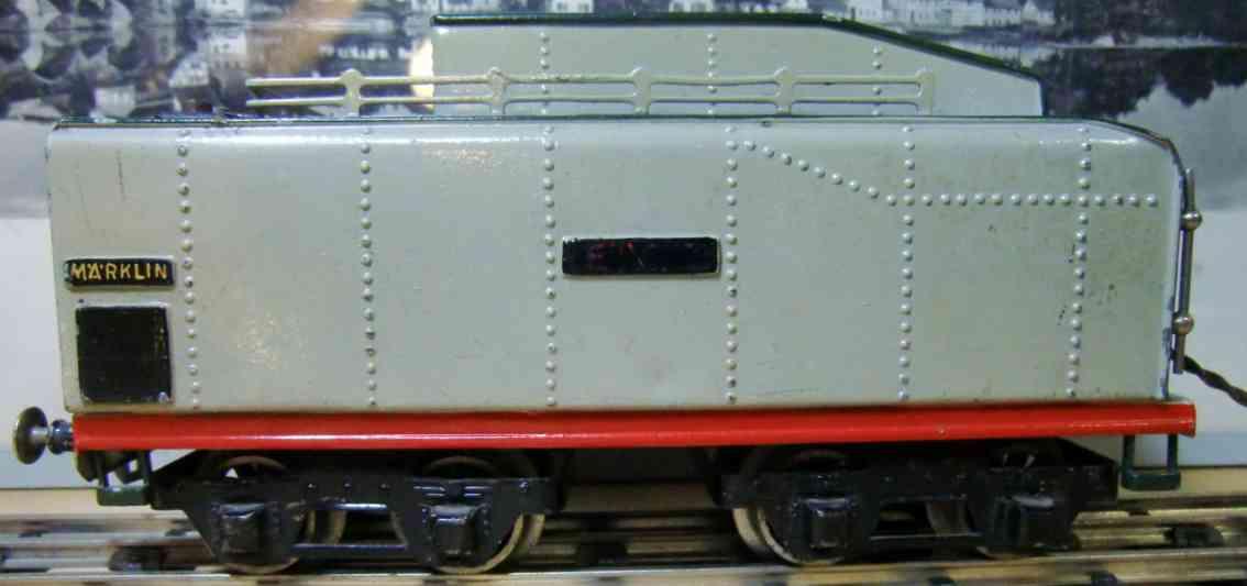 maerklin me 929/0 spielzeug eisenbahn schlepptender für lokomotive me 66/70/12929 spur 0