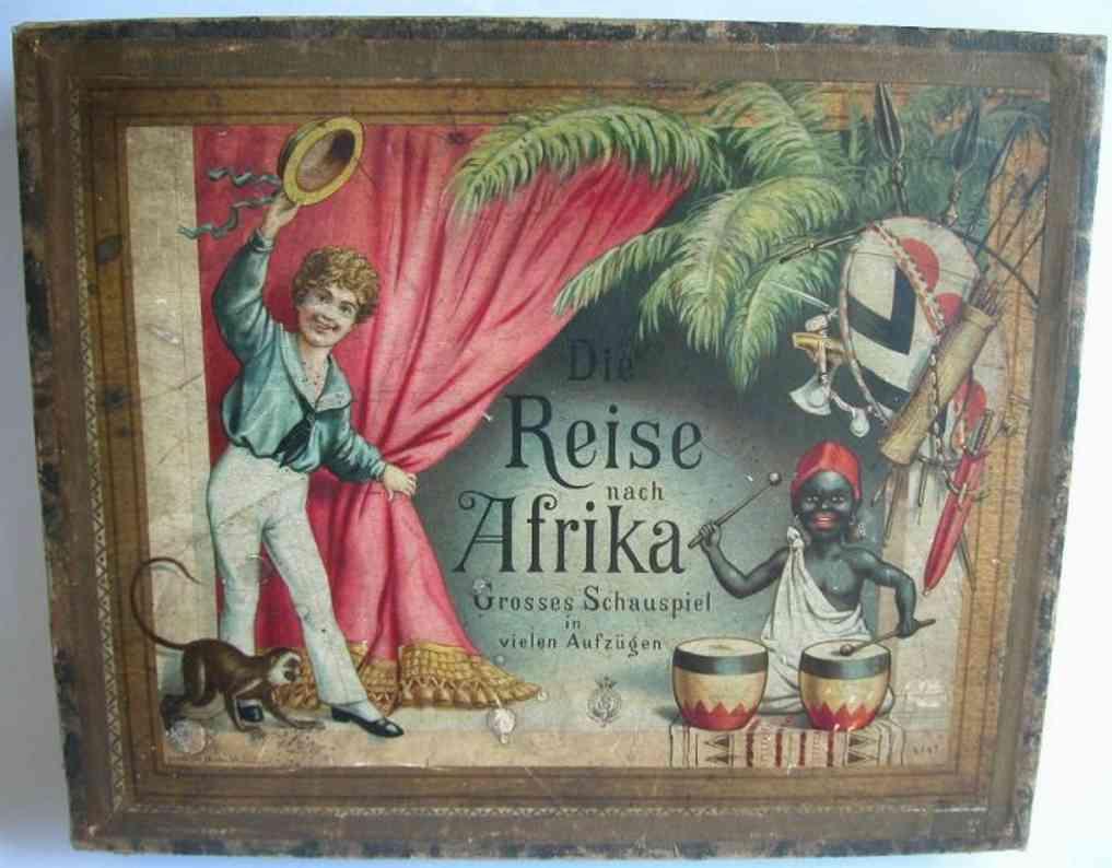 SALA Spiel Theater A journey through Africa