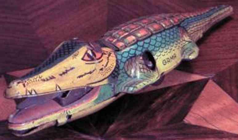 GAMA 8 Krokodil