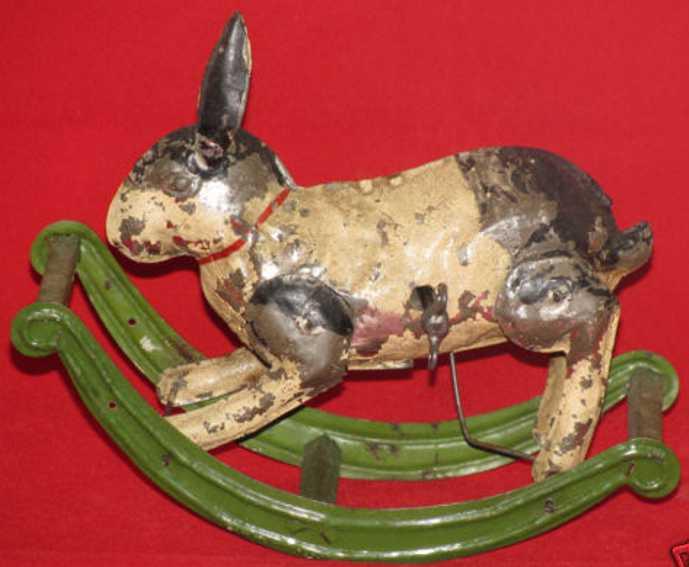 Günthermann Kaninchen auf grünem Gestell