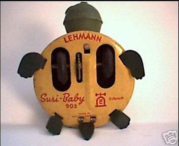 lehmann 902 blech susi baby schildkroete