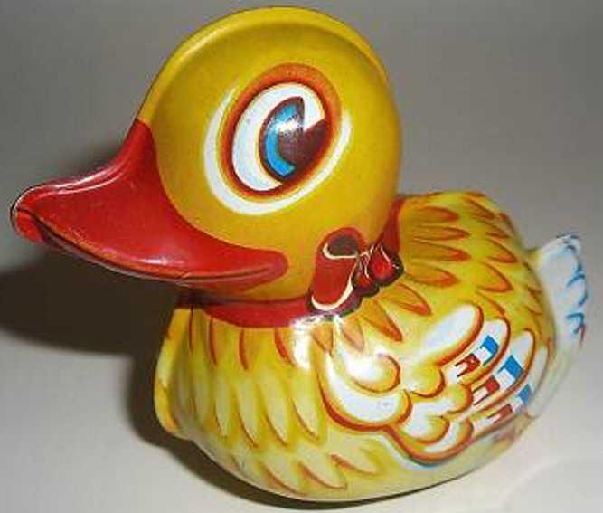 lehmann 903 tin toy paak-paak duck