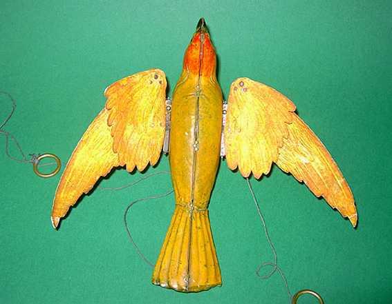lehmann blech der natuerlich fliegende vogel